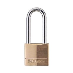 "CANDADO LATON 2-3/8"" 160D M-LOCK No. ML142"