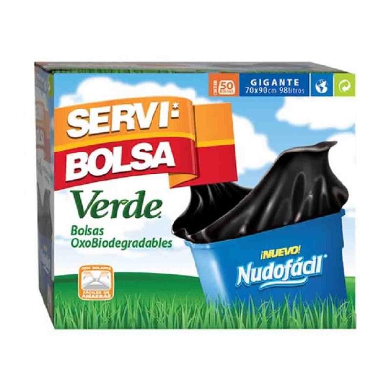 BOLSA PARA BASURA 13G 70 PIEZAS GRANDE