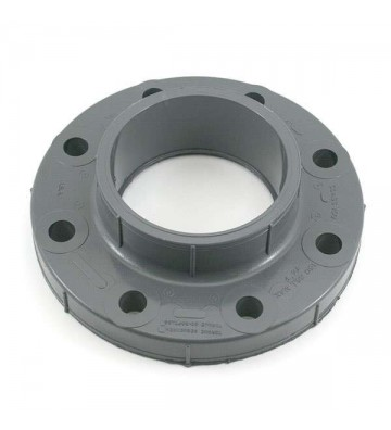 "FLANGE PVC BASE METAL 4"" No. D811-040"
