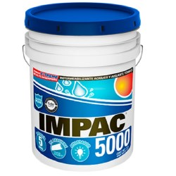 Impermeabilizante impac 5000 fibratado 19 litros impac