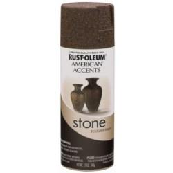 Pintura aerosol textura cafe piedra 340 gramos true value 238324