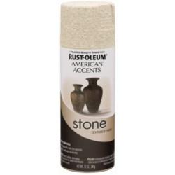 Pintura aerosol textura blanca piedra 340 gramos true value 7990-830
