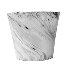 maceta de cemento 10.5 hexagonal true value afc757105-gg
