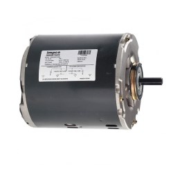 MOTOR P/AIRE 1HP 2VEL No. 81574