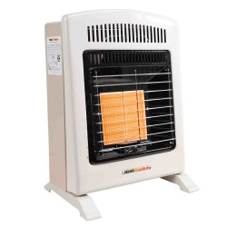 Calenton de 2 radiantes gas lp heatwave hg2w