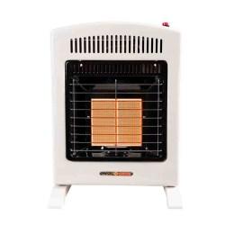 Calenton de 2 radiantes gas natural heatwave hg2w
