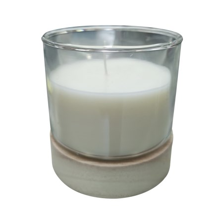 Veladora aromatica citronela 10 x 10 centimetros 08ah004