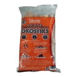 Iniciador de carbon okostiks 500 gramos 02cc002