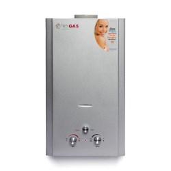 Calentador de paso 12 litros gas lp energas eg-lp-12lb