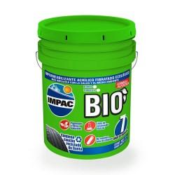 Impermeabilizante impac bio 7 años fibratado 19 litros impac
