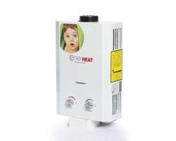 Calentador de paso 6 litros gas natural enerheat