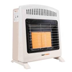 Calenton de 3 radiantes gas lp heatwave hg3w