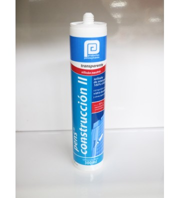 SILICON TRANS 300 ML P/CONTRUCCION