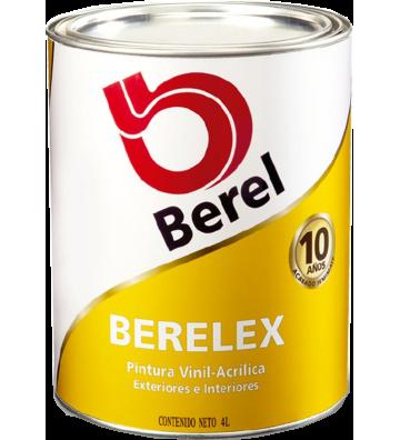 BASE VINILICA NEUTRA BERELEX S-SAT 4 LT 1275