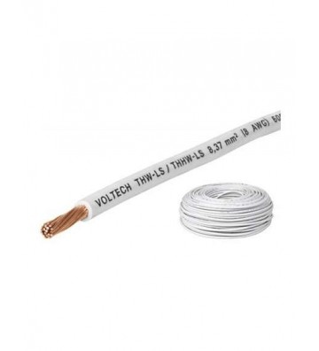 CABLE THHW BCO.C-14 100M No. 110014X-4