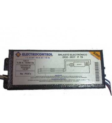 BALASTRA 2 X 32W 120V No. ICN2P32N