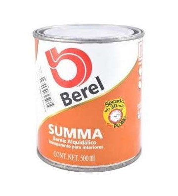 BARNIZ SUMMA BTE .500ML.