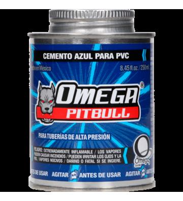 PEGAMENTO P/PVC AZUL HIDRA 1/4L No. CA100014