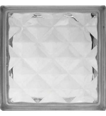 VITROBLOCK DIAMANTE 19X19X08 No. 12019