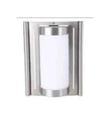 LAMPARA D/PARED P/EXT SATIN No. H-1030/S