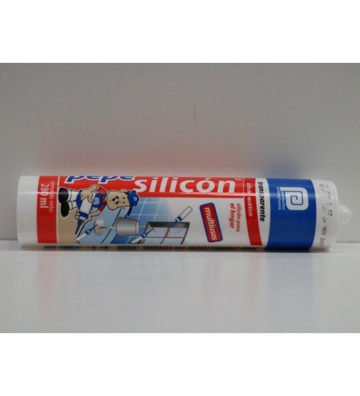 """SILICON BCO 280 ML """"PEPE"""" No. SSI8B36"""