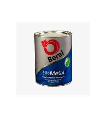 PINTURA ESM BASE AGUA BIOMETAL GAL No. 4223
