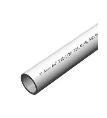"""TUBO PVC C-40 1-1/2 """"X 6M No. 294150C"""