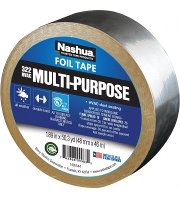 "CINTA ALUMINIO NASHUA MULTI-PURPOSE 2""X 45M No. 1541239"