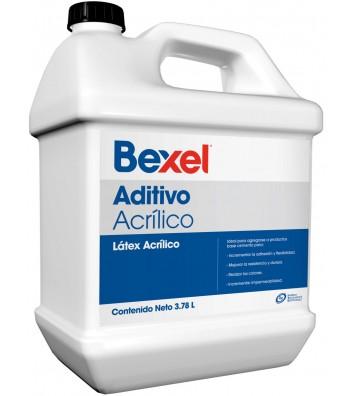 ADITIVO ACRÍLICO PARA CONCRETO BEXEL 4L