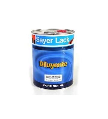 SOLVENTE T/AMER P/NITRO 4L No. D-8000.40