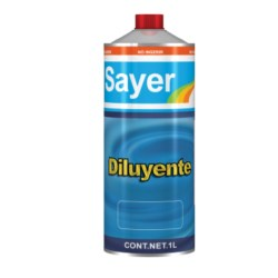 DILUYENTE P/POLY CRISTAL 1L No. UD-0200.30