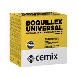 BOQUILLA SALTILLO S/ARENA 5 KG CEMIX
